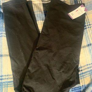 High waisted shaping leggings